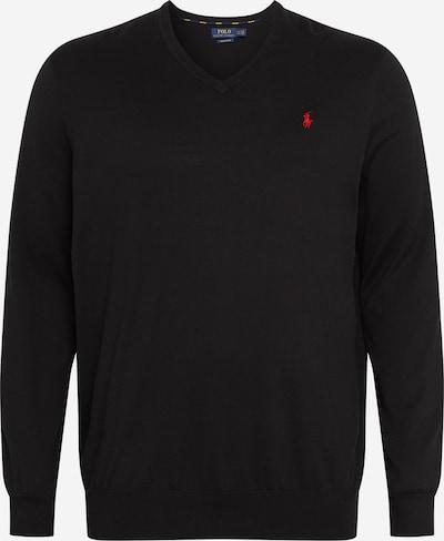 POLO RALPH LAUREN Pullover in schwarz, Produktansicht