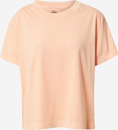 QUIKSILVER T-Krekls, krāsa - persiku, Preces skats