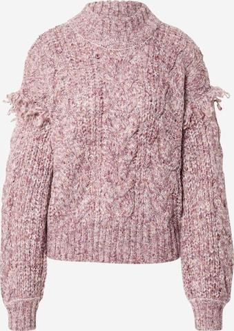 OBJECT Pullover 'Melanise' in Lila