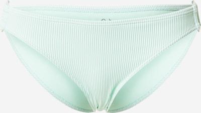 Slip costum de baie 'MIND OF FREEDOM' ROXY pe auriu / verde mentă, Vizualizare produs