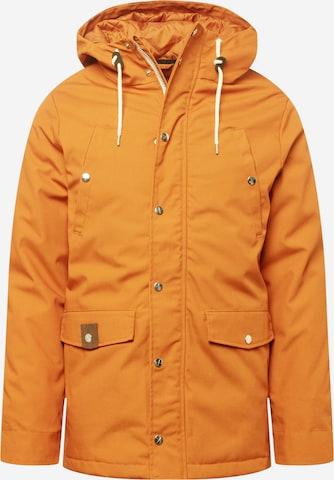 Revolution Kevad-sügisparka, värv oranž