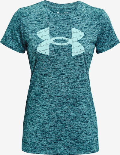 UNDER ARMOUR Functional shirt in Light blue / Petrol, Item view
