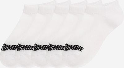 Abercrombie & Fitch Čarape u crna / bijela, Pregled proizvoda