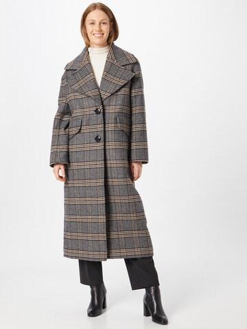 Libertine-Libertine Between-Seasons Coat 'Version' in Grey