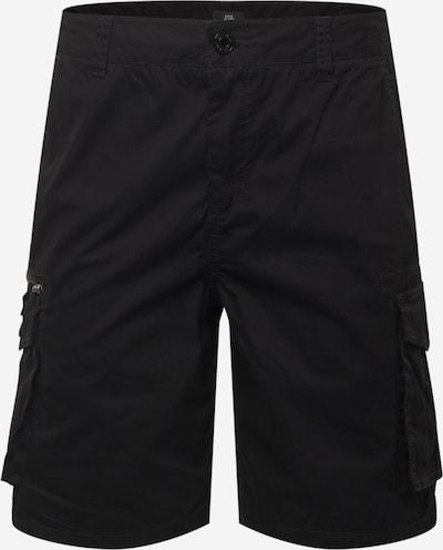 Pantaloni cu buzunare River Island pe negru, Vizualizare produs