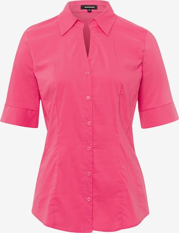 MORE & MORE Bluse in Pink
