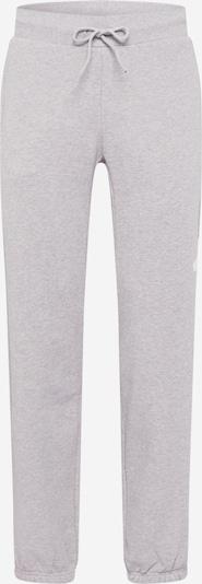 ADIDAS PERFORMANCE Sporthose in graumeliert / weiß, Produktansicht
