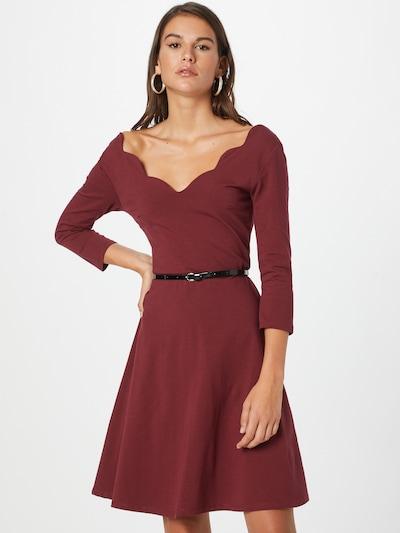 ABOUT YOU Kleid 'Insa' in braun, Modelansicht