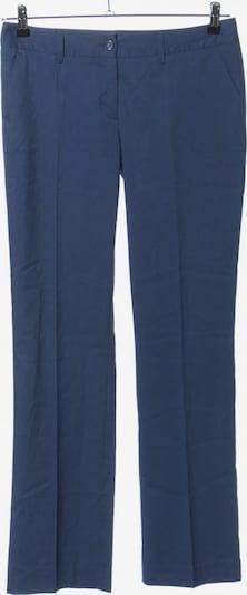 PIERRE CARDIN Bundfaltenhose in M in blau, Produktansicht