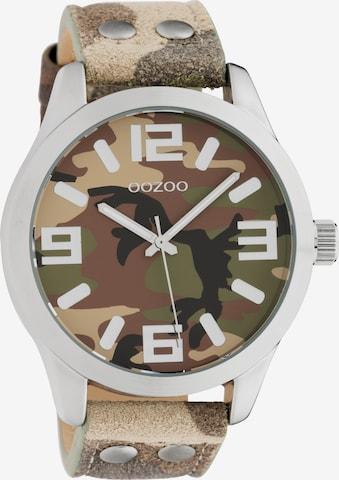 OOZOO Uhr  'C1066' in Grün