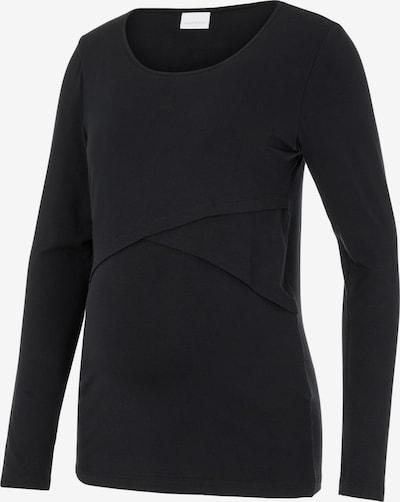 MAMALICIOUS Shirt 'Camma' in schwarz, Produktansicht