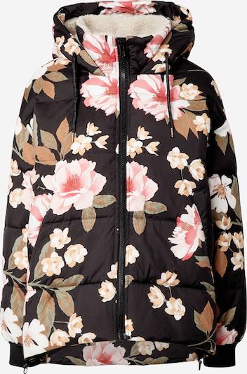 BILLABONG Prijelazna jakna u miks boja / crna, Pregled proizvoda