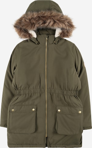 NAME IT Winter jacket 'MABE' in Green