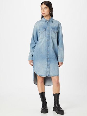 DIESEL Dress 'BLANCHE' in Blue