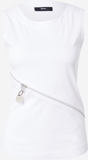 DIESEL Top in white, Item view