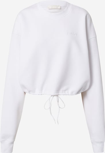 LeGer by Lena Gercke Sweatshirt 'Rosa' in weiß, Produktansicht