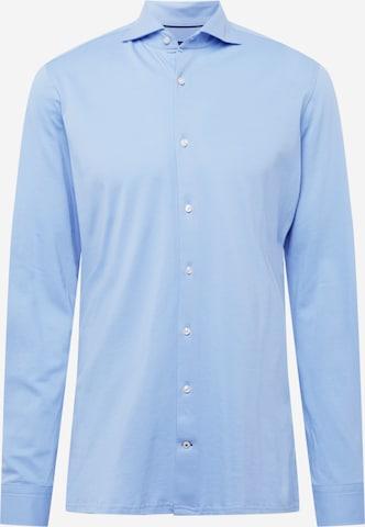 JOOP! Button Up Shirt 'Pejos' in Blue