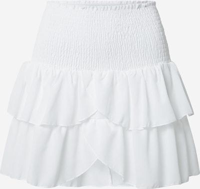 Neo Noir Jupe 'Carin' en blanc, Vue avec produit