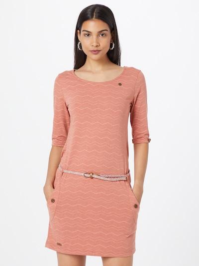 Ragwear Kleid 'TANYA' in koralle, Modelansicht