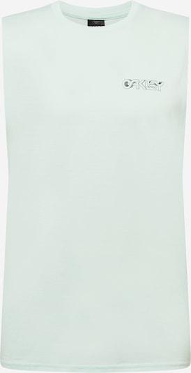 OAKLEY T-Shirt 'INTERSTELLAR' en menthe / noir, Vue avec produit