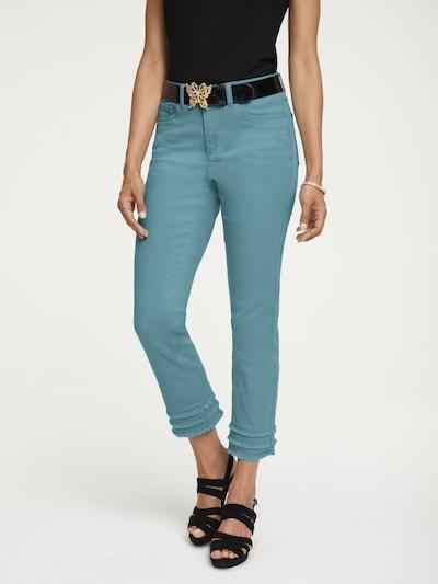 heine Панталон в синьо, Преглед на модела