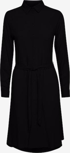 ICHI Blusenkleid 'IHMAIN' in schwarz, Produktansicht