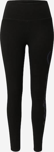HOLLISTER Leggings in Light blue / Black, Item view