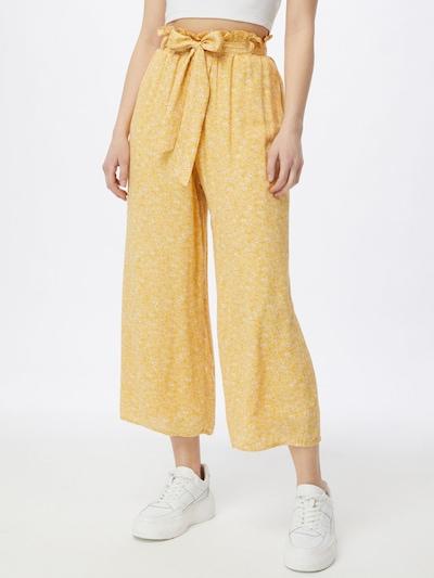 Pantaloni HOLLISTER di colore giallo, Visualizzazione modelli
