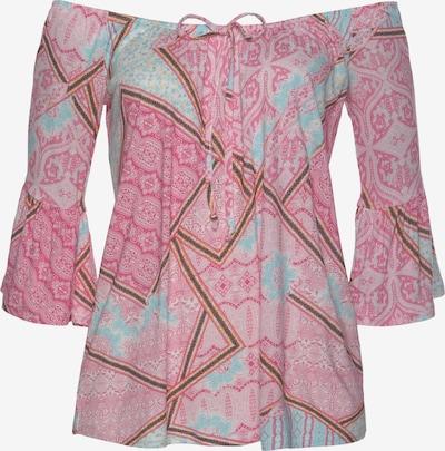 VIVANCE Tričko - tyrkysová / ružová, Produkt