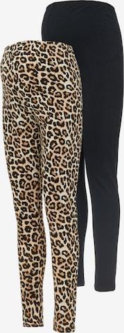 MAMALICIOUS Leggings 'Sannie' in Black