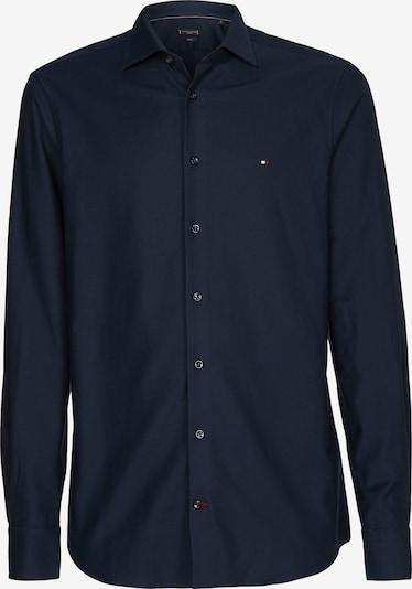 TOMMY HILFIGER Businesshemd in nachtblau, Produktansicht