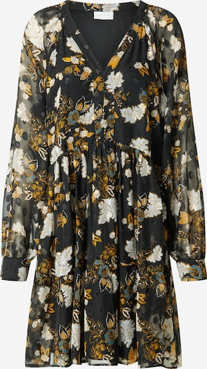 VILA Kleid 'Lulu' in mischfarben / schwarz, Produktansicht