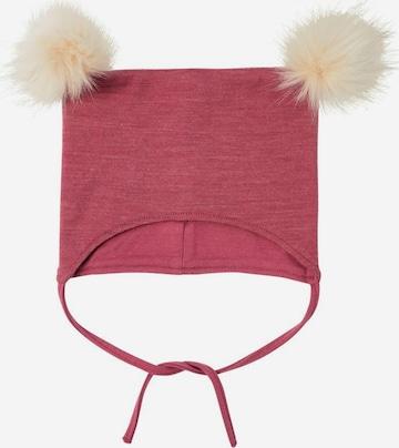 Bonnet NAME IT en rouge