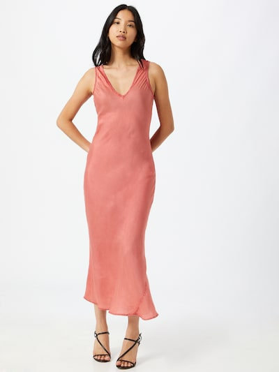Mes Demoiselles Kleid 'LEONA' in pitaya / rosé: Frontalansicht