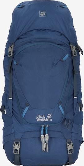 JACK WOLFSKIN Sportrucksack 'Highland Trail 45' in navy / grau, Produktansicht