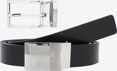 HUGO Wendegürtel in schwarz, Produktansicht