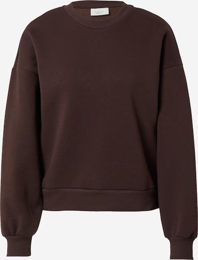 Gina Tricot Sportisks džemperis, krāsa - šokolādes krāsas, Preces skats