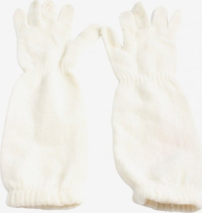 H&M Gloves in XS-XL in Wool white, Item view
