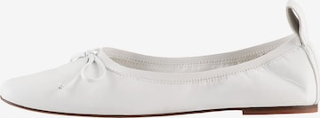 Högl Ballet Flats 'Floaty' in White