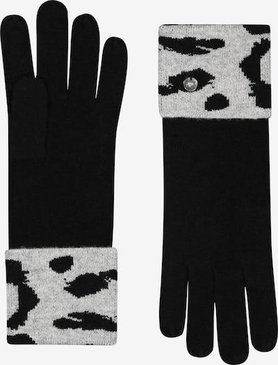 CODELLO Feinstrickhandschuhe in schwarz, Produktansicht