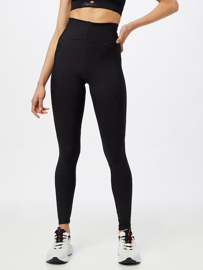 Trendyol Leggings in schwarz, Modelansicht