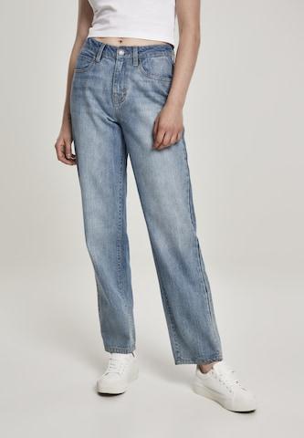 Urban Classics Jeans in Blue