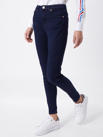 Jean 'SYLVIA' Tommy Jeans en bleu