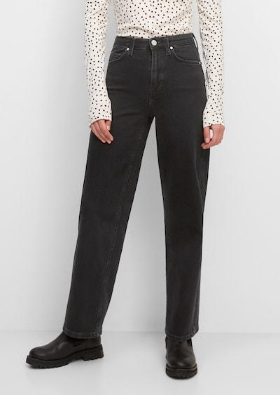 Marc O'Polo DENIM Jeans in schwarz, Modelansicht