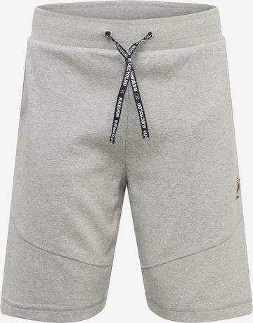 RÆBURN Püksid, värv hall