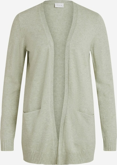 VILA Knit cardigan 'Ril' in Pastel green, Item view