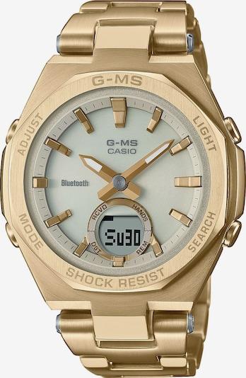 CASIO Smartwatch 'BABY-G' in gold, Produktansicht
