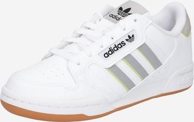 ADIDAS ORIGINALS Brīvā laika apavi ' Continental 80 Stripes ' balts, Preces skats