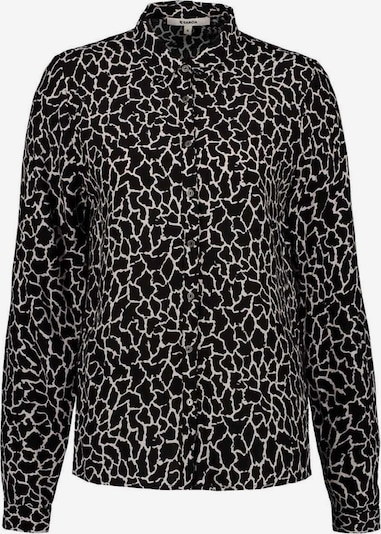 GARCIA Bluse in schwarz / weiß, Produktansicht