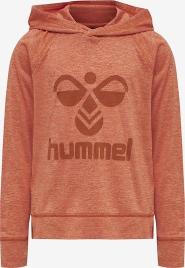 Hummel Shirt in rot, Produktansicht